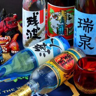 【ソムリエ在中】世界各国のワイン×泡盛