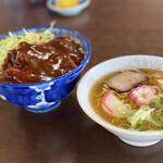 旭家食堂 - 料理写真: