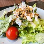 141999351 - 彩り野菜サラダ