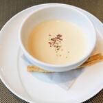 141999354 - カリフラワーのスープ