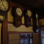あじっこ - 掛け時計たち