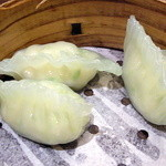 香港粥麺専家 - 翡翠餃子