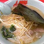 山岡家 - ネギラーメン(味噌)