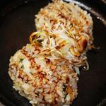 八分目 - 石焼きキムチご飯