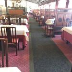 名鉄菜館 - 一番最後の客になってしまいましたが、激混み店ですからネ!