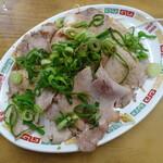 ラーメン 藤 - 焼き豚