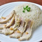 中国料理&タイ料理 チャイハナ - カオマンガイ