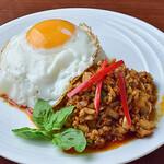 中国料理&タイ料理 チャイハナ - ガパオライス
