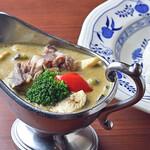 中国料理&タイ料理 チャイハナ - グリーンカレー