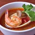 中国料理&タイ料理 チャイハナ - トムヤムクン(小)