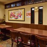 中国料理&タイ料理 チャイハナ - 店内1