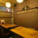 中国料理&タイ料理 チャイハナ - 店内2 個室
