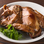 チャ~ボン 多福楼 - 親鶏1羽薬膳煮込み