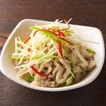 チャ~ボン 多福楼 - 生姜鶏皮