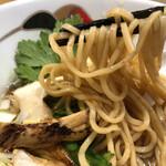 142012141 - 鴨と松茸の醤油そば