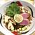 饗 くろ喜 - 料理写真:鴨と松茸の醤油そば
