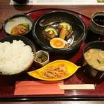 麹蔵 - ラフティー定食¥950-