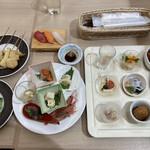 ホテルグリーンプラザ - 料理写真:ディナーバイキング
