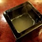 神田 味喜庵 - 蕎麦湯
