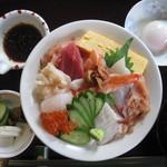 すし幸 花亭 - 12色海鮮丼