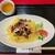 孔子餐店 - 冷やし担々麺(900円)です。