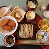 小嶋屋総本店 - 料理写真:「たれかつ丼膳」1,350円
