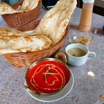 インドアジアンレストラン バガィチャ - 料理写真:
