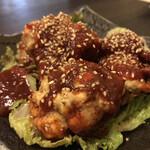 韓国家庭料理福友 - 料理写真: