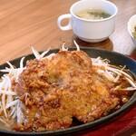 肉バル ジラソーレ - ランチ!チキンソテー~ガーリック醤油~