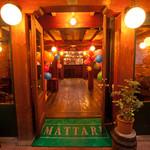 マタリ - 異国情緒溢れる雰囲気