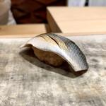 鮨ほまれ - ●小肌様