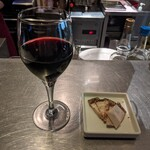 Standing Wine Bar Q -