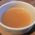 ニクバル ボナペ - スープ
