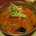 ASA - キーマベガン(茄子入りのカレー)