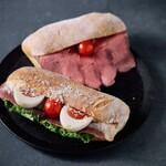 パネッテリア・ヴィヴォ - 料理写真:サンドイッチ
