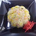 札幌市役所本庁舎食堂 - 半炒飯