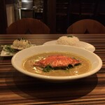 バルバラッカ - 金の渡蟹カレー
