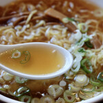 門屋敷 - 旨味のあるスープ
