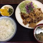 たけうち食堂 - 料理写真: