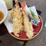 越中の台所 きのか - 天ぷら