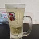 グリード スパイス - Clear Highball [¥550]
