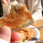ベラヴィスタ - ピザ(エビ)1000円