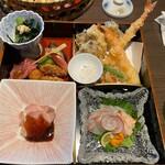 SHARI THE TOKYO SUSHI BAR - 松花堂御膳