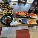 御食事処 弓ヶ浜 - 今回のバスツアーのメイン