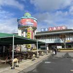 御食事処 弓ヶ浜 - 境港 大漁市場と隣接