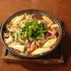 むろまち鳥や - 料理写真:天然真鴨の鴨すき 2000円(税込)