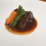 加藤牛肉店シブツウ - 【山形牛】ほほ肉ビーフシチュー