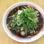 新福菜館  - 料理写真:中華そば(小) 730円