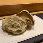 てんぷら小野 - 椎茸