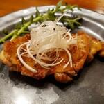 スープ職人が作る創作 島居酒屋 めんば~る - 国産鶏のグリル 塩ダレがけ